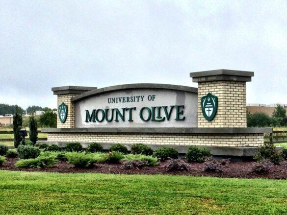Dean Buescher University of Mount Olive