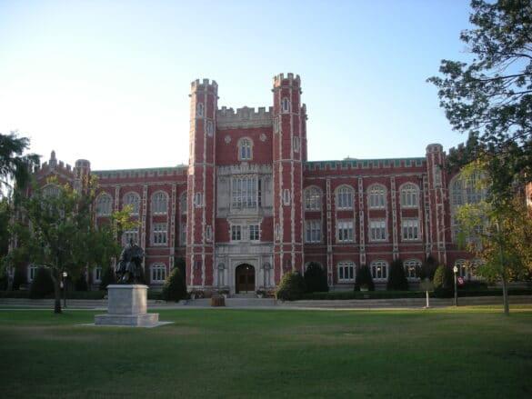 Dean Buescher University of Oklahoma