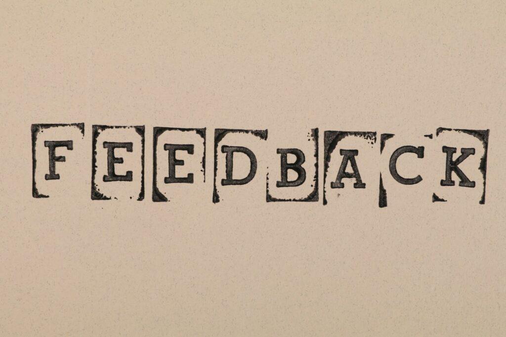 Dean Buescher Employee Feedback